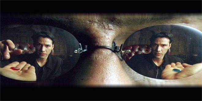 Mowa ciała od czego zacząć? Uwięziony w Matrixie