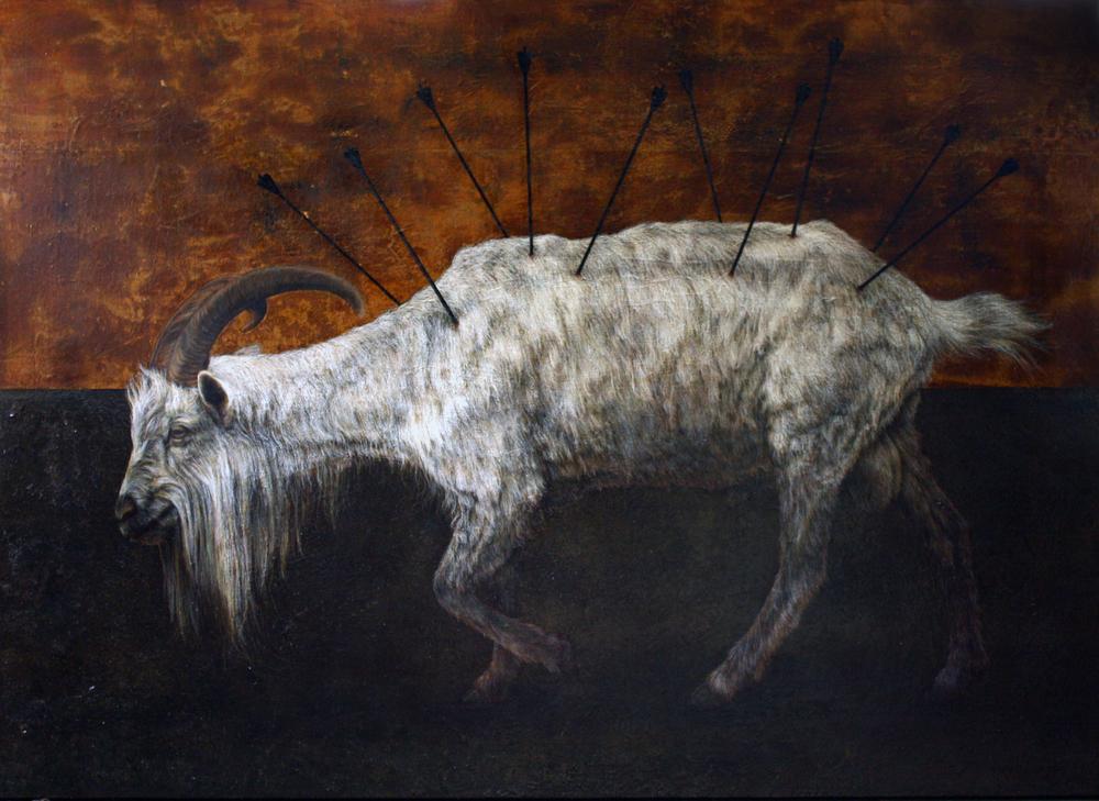Kozioł ofiarny - Teoria René Girarda